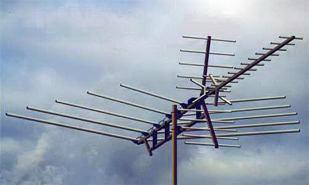 почему не ловит дециметровая антенна